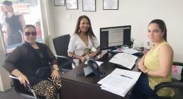 Univista Insurance happy client