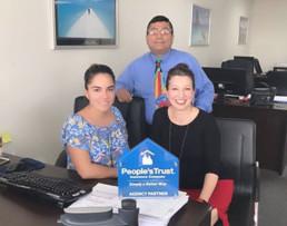 Univista Insurance West Hialeah Team Picture